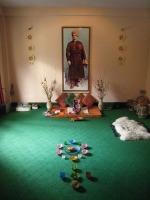 瞑想ホール