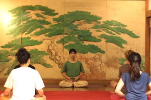 Asa-yoga@Impact Hub Kyoto