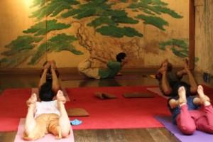Asa-yoga ダヌラーサナ