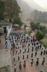 スワミジの学校