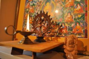 Awaji sam ashram puja
