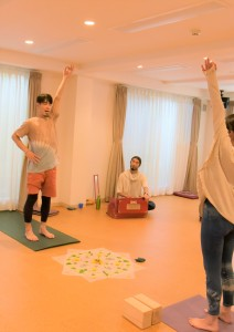 Yoga Time with Yoshiki